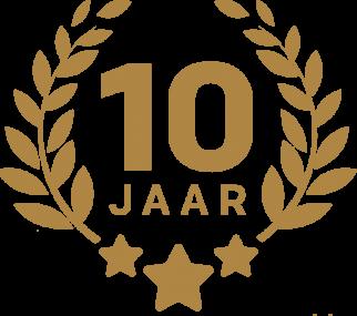 10-jaar-logo