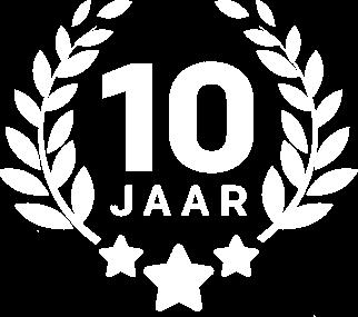 10-jaar-logo-white